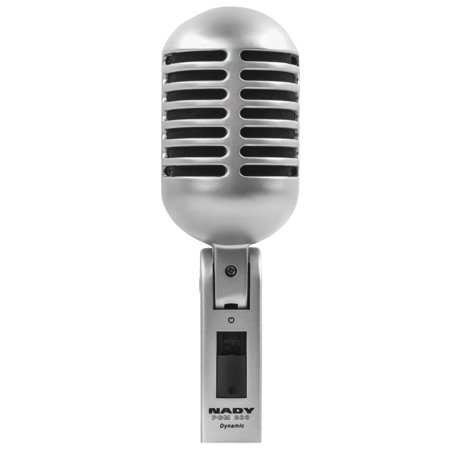 Nady PCM-200 Microphone - 60 Hz to 16 kHz -54 dB - Dynamic - Handheld - XLR