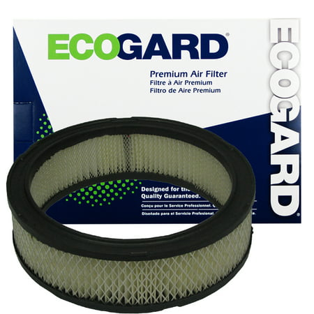 Chevrolet Celebrity Spark Plug - ECOGARD XA3380 Premium Engine Air Filter Fits Buick Century; Chevrolet S10, Cavalier, Celebrity; GMC S15, Sonoma; Oldsmobile Cutlass Ciera; Pontiac Grand Am, Fiero