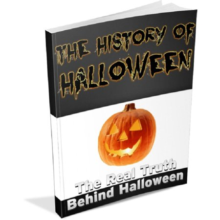 The History Of HALLOWEEN - eBook - History Halloween