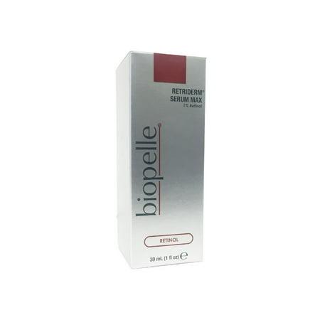 Biopelle Retriderm Serum Max, 1% Retinol (1oz/30ml)