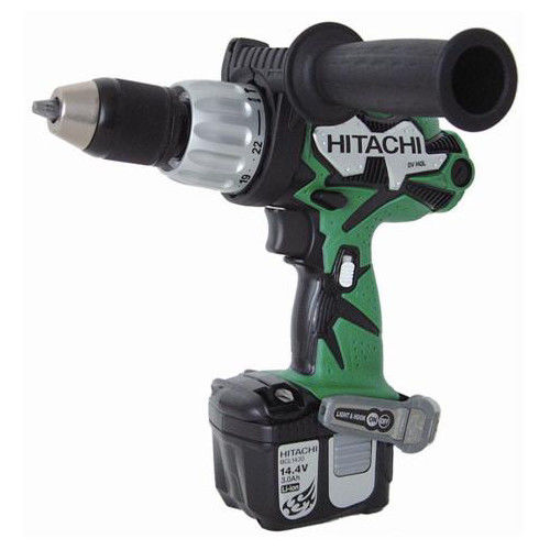 Hitachi DV14DL 14.4V Cordless HXP Lithium-Ion 1/2 in. Ham...
