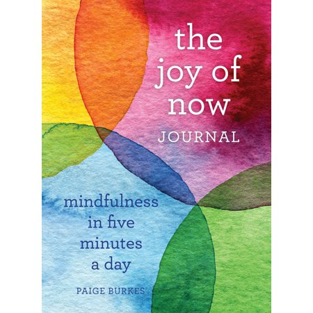 The Joy of Now Journal : Mindfulness in Five Minutes a Day](5 Minute Halloween Crafts)