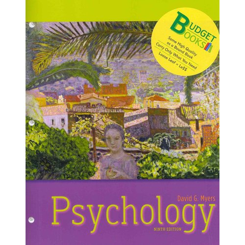 Psychology (Loose Leaf) and Psychportal