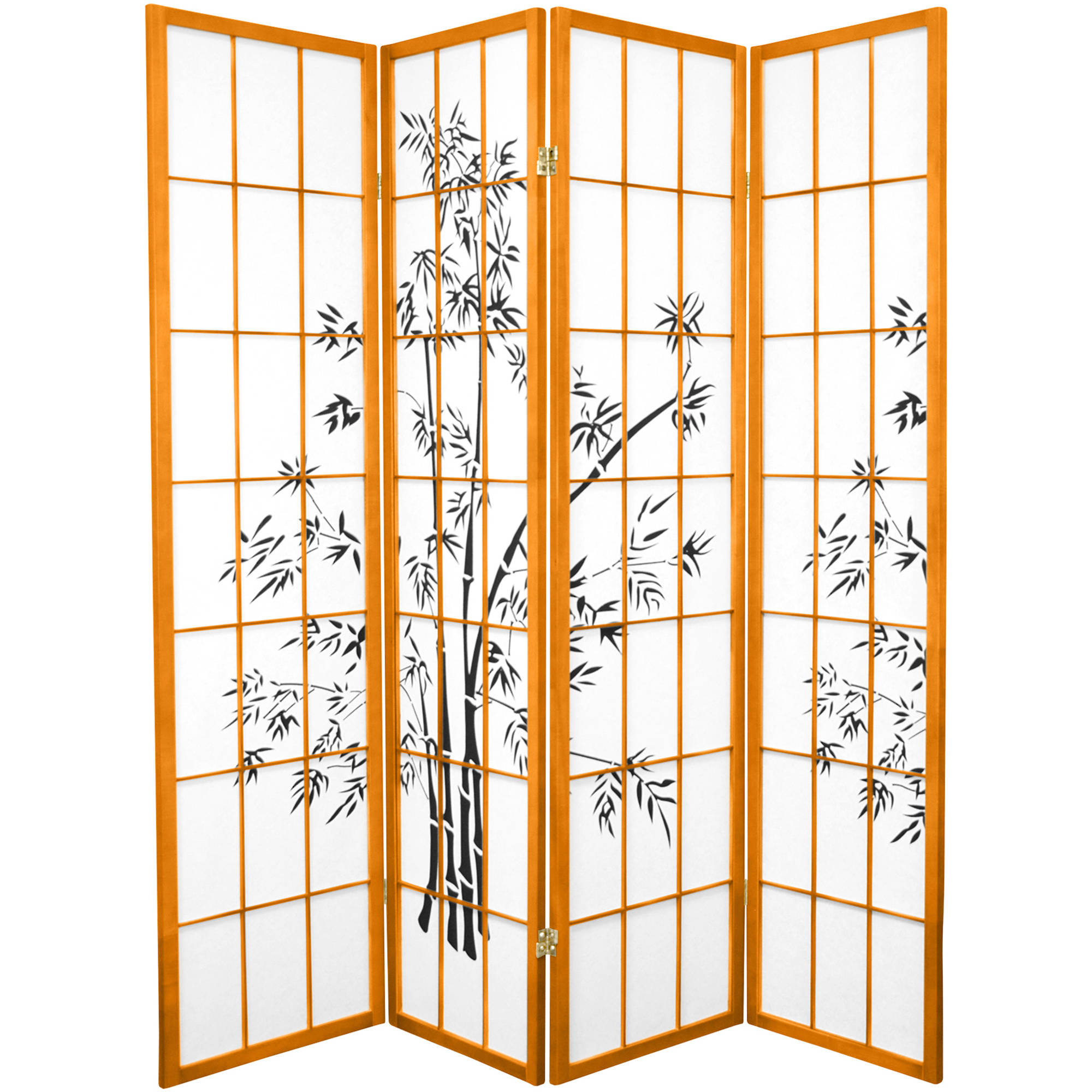 6' Tall Lucky Bamboo Room Divider
