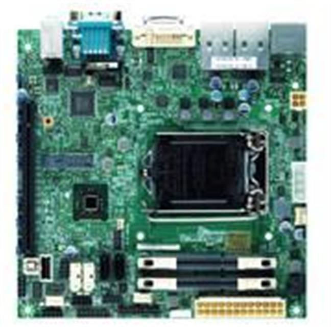 Super Micro X10SLV-Q-O LGA1150- Intel Q87- DDR3- SATA33.0...