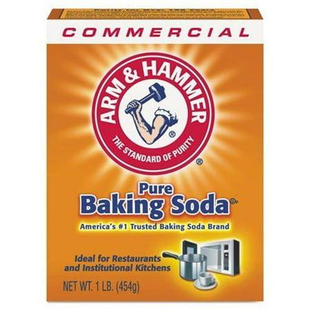 Church   Dwight 152 33200 84104 1 Lbs  Arm   Hammer Baking Soda