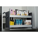 Soft Down Cabinet System   10600100   Width 22 3 8 In  Width 22 1 4 In  Solutions Upper Cabinets Depth Min  11 3 4 In