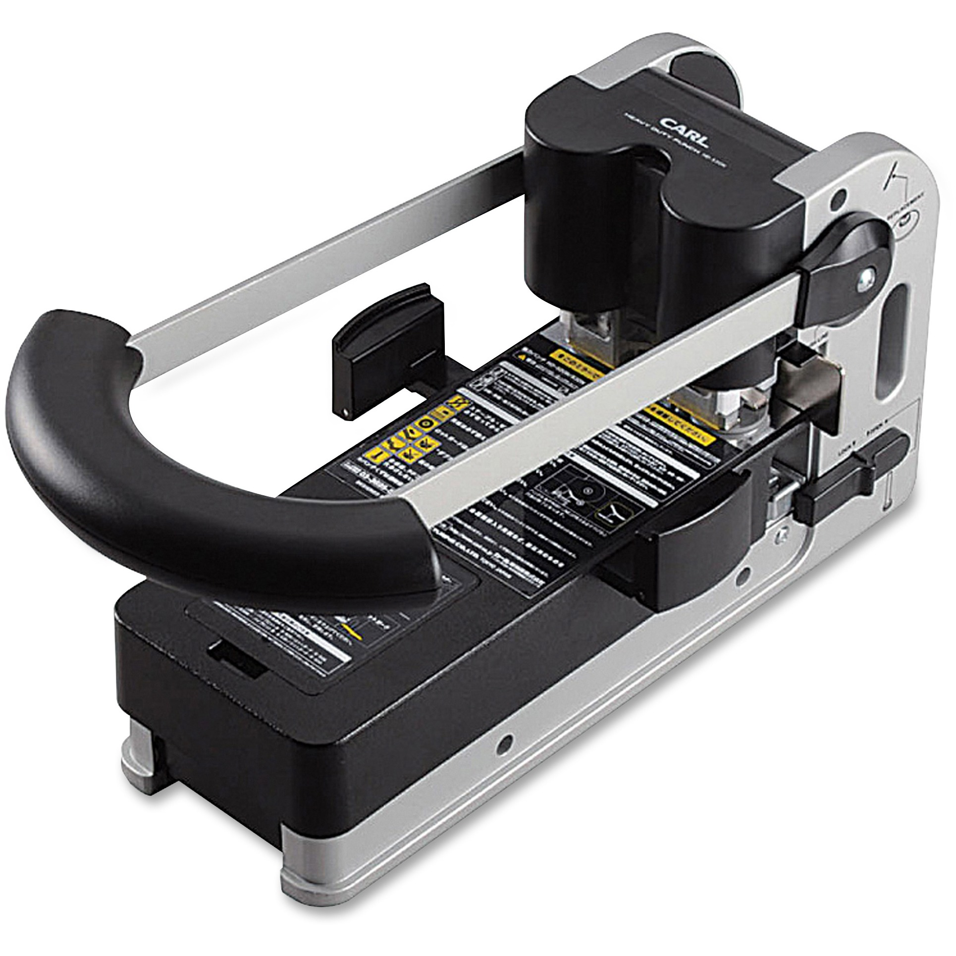 Carl Mfg Extra Heavy-Duty 2-Hole Punch