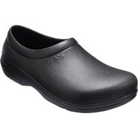 acd06760 Product Image Crocs Unisex On The Clock Work Slip On Shoe