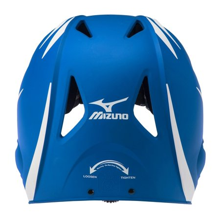 Mizuno Mens Baseball Protective - Mvp Series Adjustable System Two-Tone Batting Helmet - 380314 2001 World Series Mvp