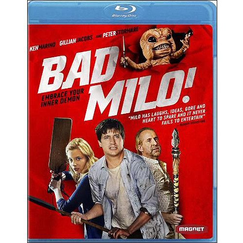 Bad Milo! (Blu-ray) (Widescreen)