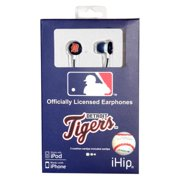 iHip MLB Earbuds, Detroit Tigers