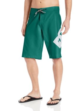 DC Men's Lanai Boardshort, Cadmium Green