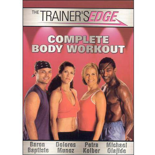 The Trainer's Edge Complete Body Workout (Full Frame)