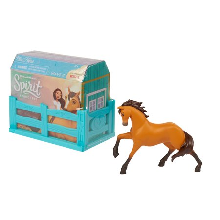 - Spirit Riding Free Collectible Horse Figure