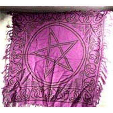 Enamel Altar (Pentacle Altar Cloth - 18