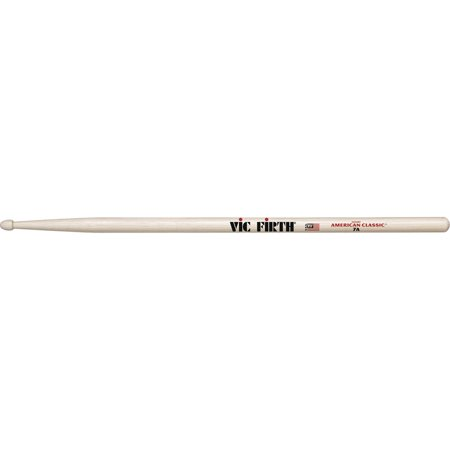 Metal Classic Drumsticks (Vic Firth American Classic 7A Wood Tip Drumsticks)