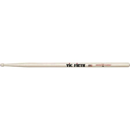 Metal Classic Drumsticks (Vic Firth American Classic 7A Wood Tip Drumsticks )