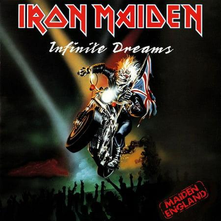Iron Maiden - Infinite Dreams (Live) - Vinyl