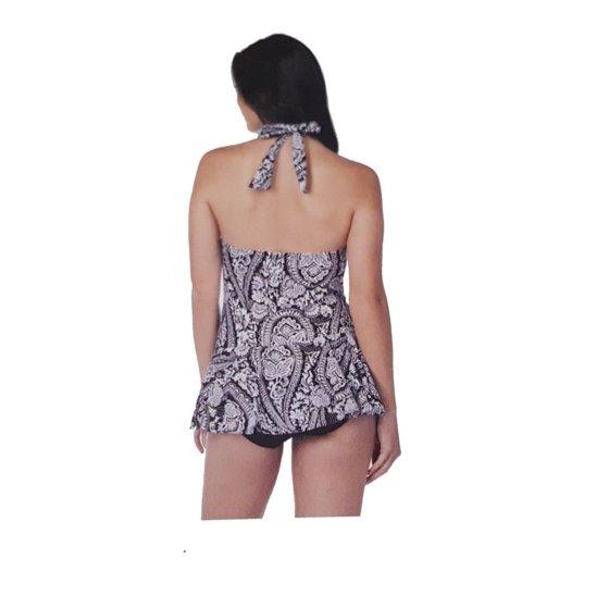 163c798b0b7d9 Rose Marie Reid - Rose Marie Reid Ladies' Swim Dress (White and ...