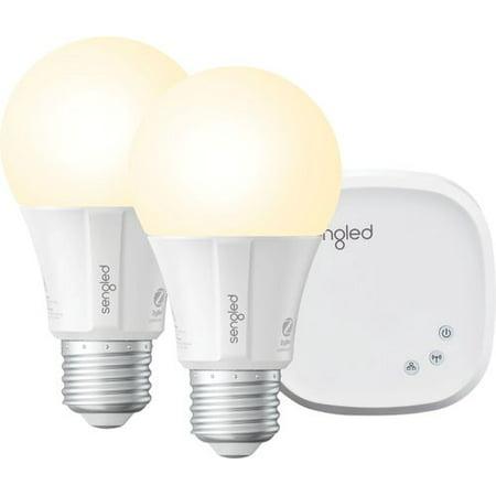 Sengled - Smart LED A19 Starter Kit - White Only