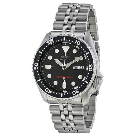 Men's Divers Automatic Stainless Steel Watch SKX007K2 Automatic Watch Stainless Steel Band