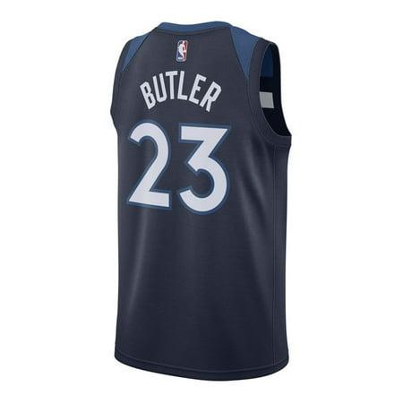 Nike Men s Jimmy Butler Minnesota Timberwolves Icon Swingman Jersey -  Walmart.com 176661db9