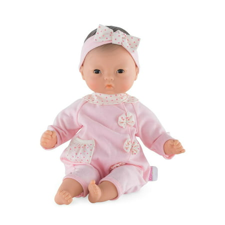 (Bebe Calin Mila 12 inch - Play Doll by Corolle (FPJ93))