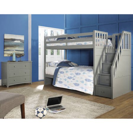 Stair Bunk Bed Multiple