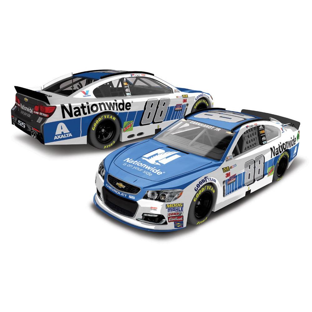 Dale Earnhardt Jr. Action Racing Nationwide 2017 Regular Paint 1:64 Die-Cast Chevrolet SS No Size by Lionel LLC