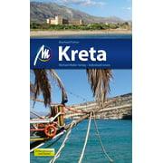 Kreta Reiseführer Michael Müller Verlag - eBook