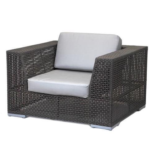 Hospitality Rattan Soho Patio Chair with Cushions