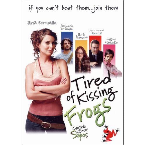 Cansada De Besar Sapos (Tired Of Kissing Frogs) (Spanish) (Full Frame)