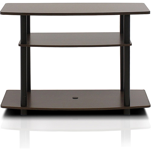 """Furinno Turn-N-Tube No Tools, 3-Tier TV Stands for 32"""" TV"""