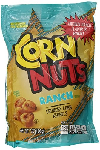 Corn Nuts Snack Ranch, 7 Oz by Kraft Grocery