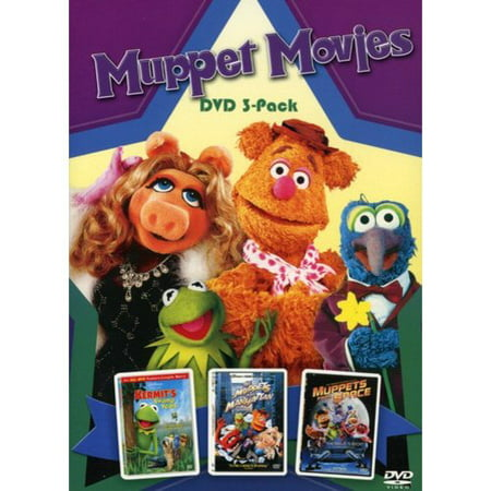Muppets Movie Collection: Muppets Take Manhattan / Muppets From Space / Kermit's Swamp Years (Full Frame, - Tom And Jerry Full Movie Halloween