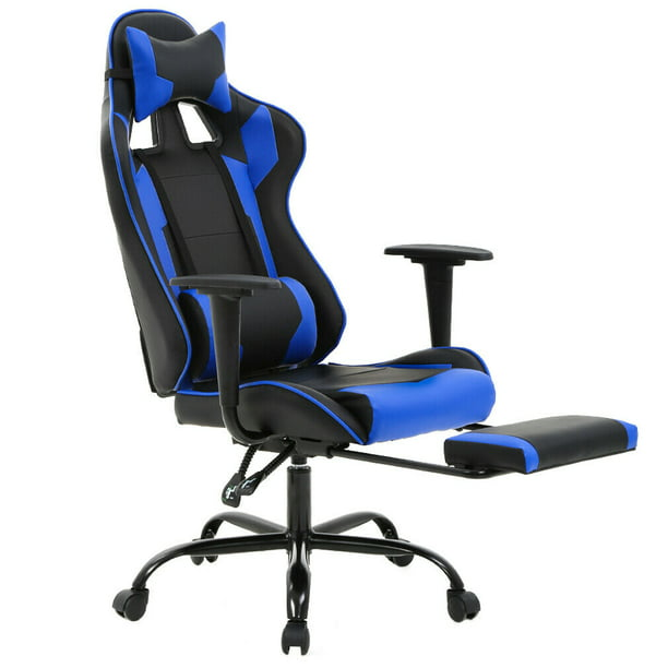 Gaming Chair Racing Style High-Back Office Chair Ergonomic Swivel