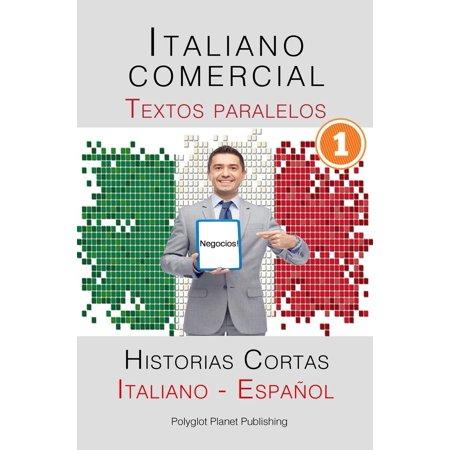 Italiano comercial [1] Textos paralelos - Negocios! Historias Cortas (Italiano - Español) - eBook - Historias Cortas De Halloween