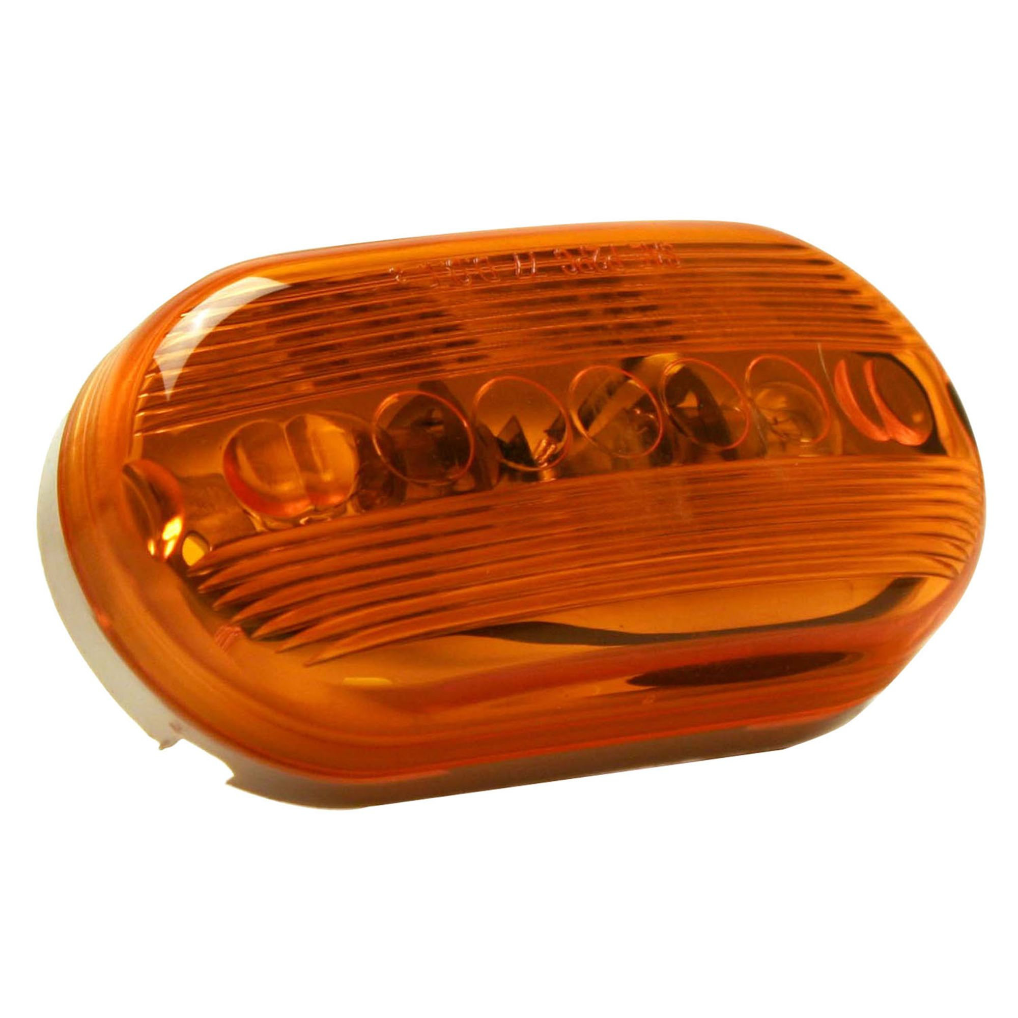 Pilot Automotive NV-5005A 12 Volt Side Marker Light-Amber Size: 4 x 2  x 1-1/8