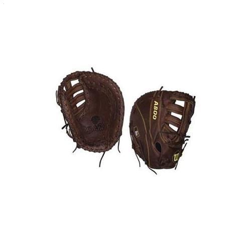 "Wilson Sports 12"" First Base Glove LHT WTA0802BBBM12"