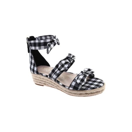 Nine West Womens Allegro Fabric Open Toe Casual - image 2 of 2