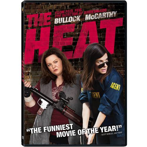 The Heat (With INSTAWATCH) (Widescreen)