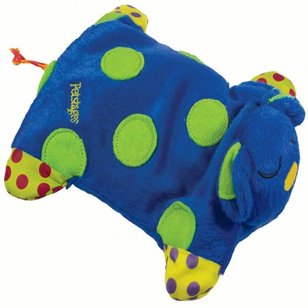 Cuddle Dog - Puppy Cuddle Pal Comforting Dog Toy, Heats in Microwave