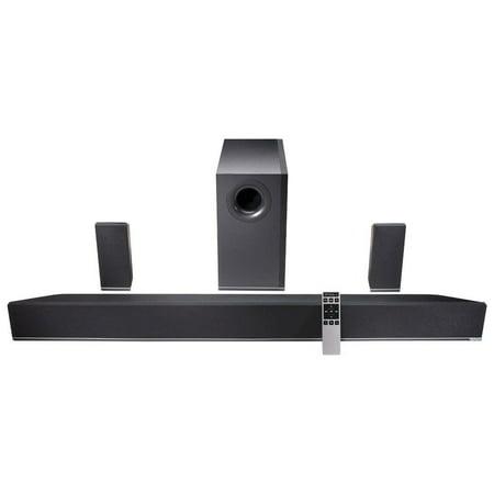 Refurbished VIZIO 42 in  5 1 Sound Bar System with Wireless Powered  Subwoofer-S4251W-B4 - Walmart com