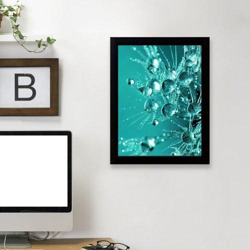 East Urban Home 'Flower Dandelion Seedhead' Graphic Art Print