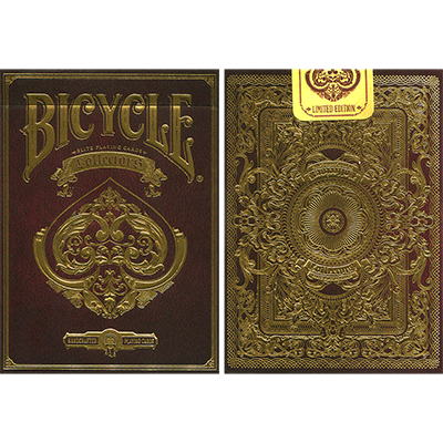 Bicycle Collectors Deck by Elite Playing Cards - Trick ()