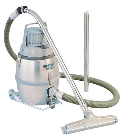 """14"""" HEPA Dry Vacuum, Nilfisk, 01790132"""