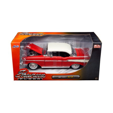 - 1957 Chevrolet Bel Air Red
