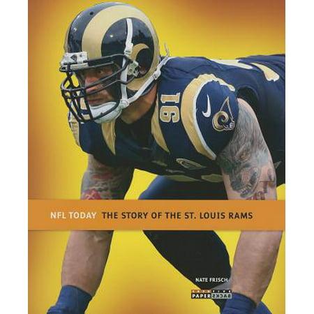 NFL Today: St. Louis Rams (Nfl St Louis)
