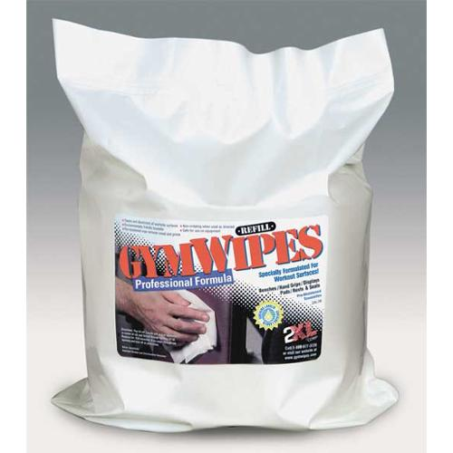 Gym Wipes 2Xl-38 Gym Equipment Wipes Refill, 8 X 7 In
